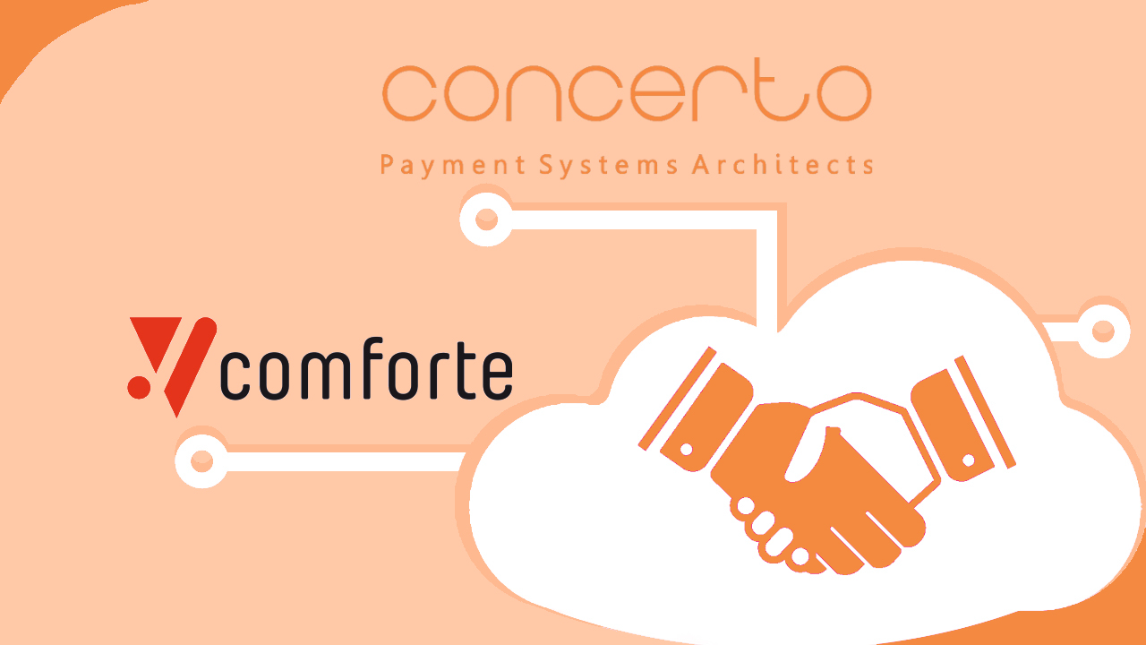 Comforte AG Expands Partnership with Concerto Software and Systems
