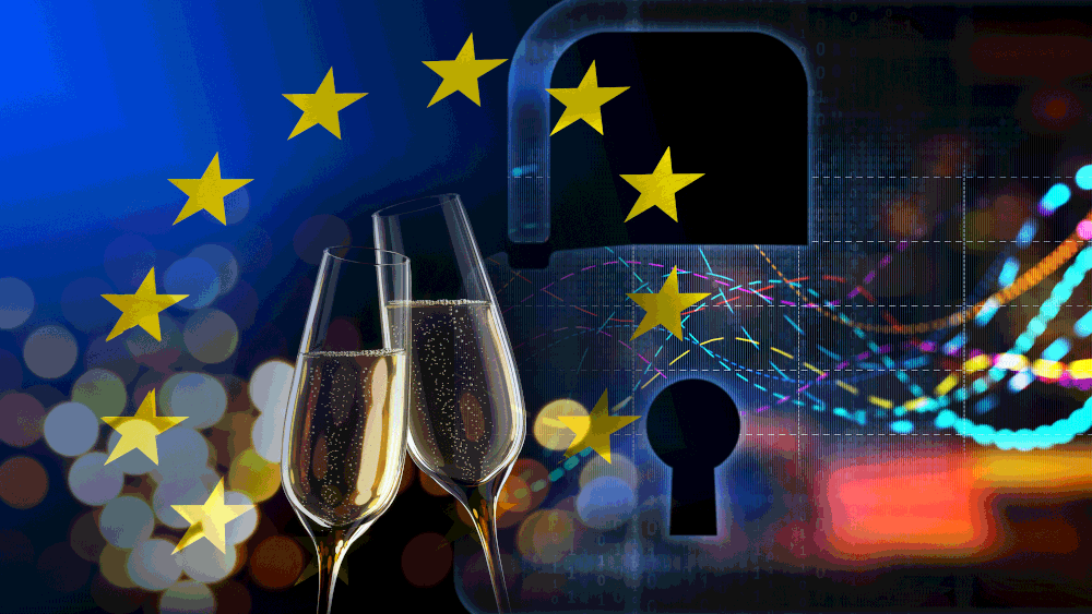 Three Years of GDPR - a Look Back