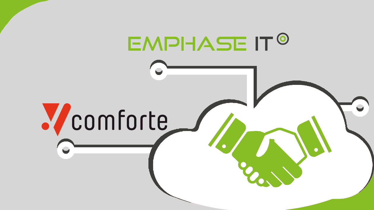 Comforte AG Announces New Partnership with Emphase IT