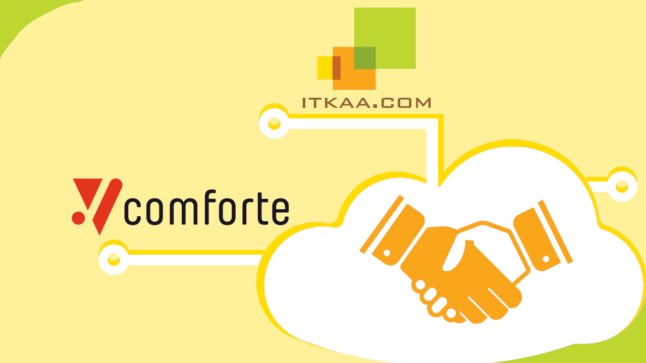 Comforte AG Announces New Partnership with ITKaa