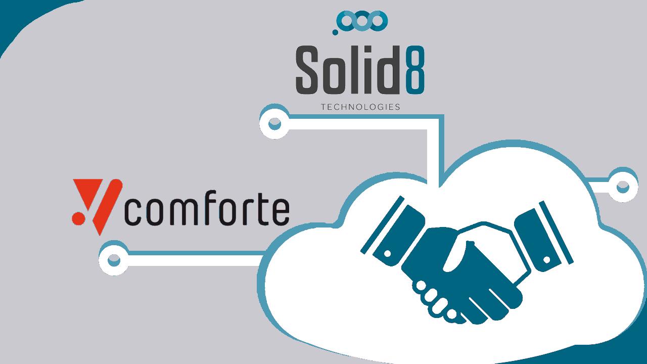 Solid8 Technologies New Distributor for comforte AG
