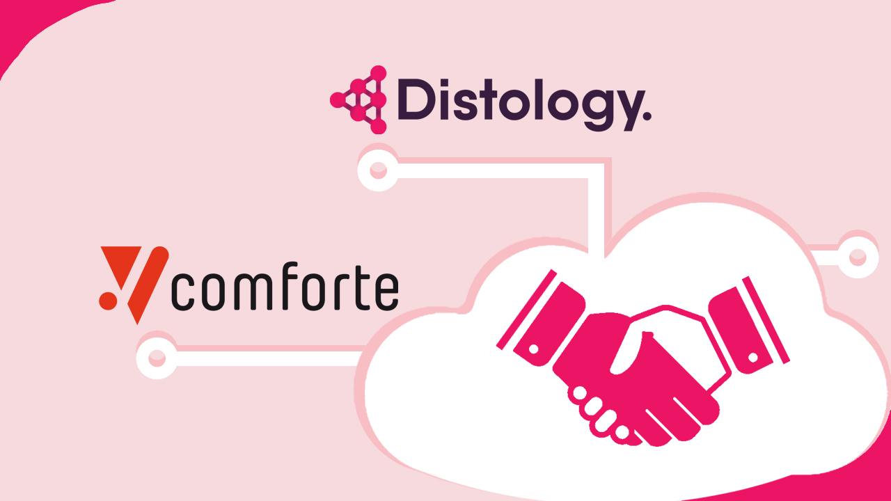 Distology Announces New Partnership with Award Winning Data & Payment Security Provider